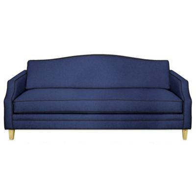 Navy Blue Blackburn Sofa