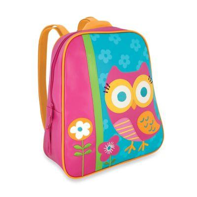 Stephen Joseph Multicolor Owl Go Go Backpack