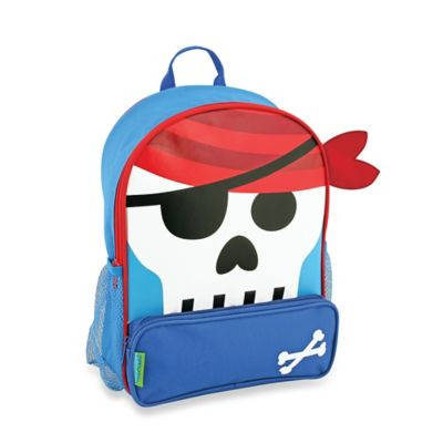 Stephen Joseph Pirate Sidekick Backpack Travel Solutions