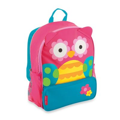 Stephen Joseph Owl Sidekick Backpack Travel Solutions
