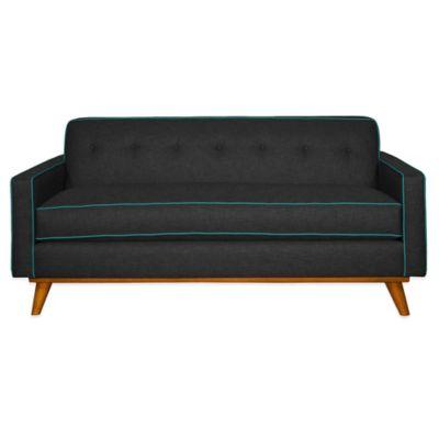 Ocean Blue Apartment Sofa