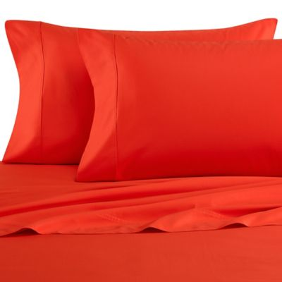 Orange Full Sheet Set