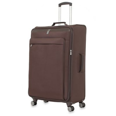 BMW 29-Inch Split Case Spinner in Brown