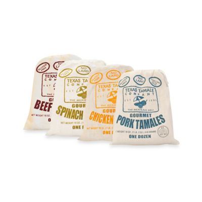 A La Carte Plus Sampler Tamale Kit