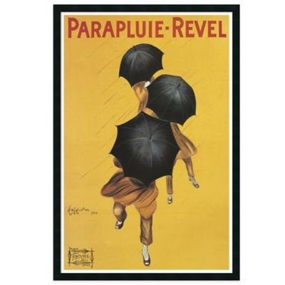 Leonetto Cappiello Parapluie-Revel Wall Art