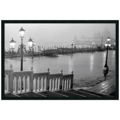Grand Canal Venice Framed Print Wall Art