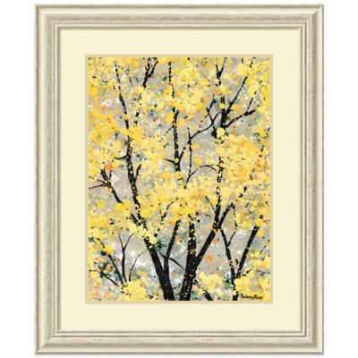 H. Alves Early Spring I Framed Art Print
