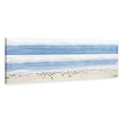 Parvez Taj Prainha Premium Canvas Wall Art