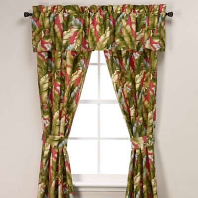 Tommy Bahama® Designer Window Valance