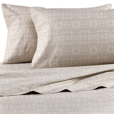 Steve Madden® Cori Twin Sheet Set in Sand
