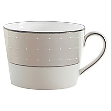 Monique Lhuillier Waterford® Etoile Platinum Teacup