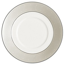 Monique Lhuillier Waterford® Etoile Platinum Saucer