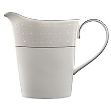 Monique Lhuillier Waterford® Etoile Platinum Creamer