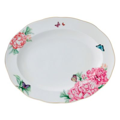 Miranda Kerr for Royal Albert Friendship Oval Platter