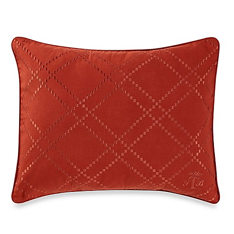 Tommy Bahama Decorative Bed Pillows : Tommy Bahama Anguilla Breakfast Throw Pillow - Bed Bath & Beyond