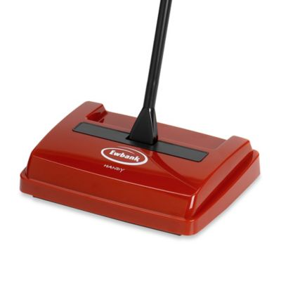 Ewbank® Handy Bagless Floor and Carpet Sweeper in Red