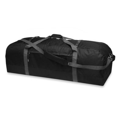 Traveler's Club Jumbo 48-Inch Duffle Bag in Black