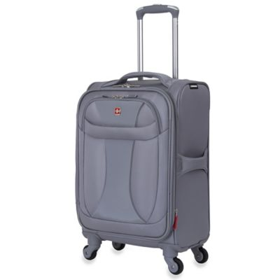 Wenger 20-Inch Lightweight Expandable Carry On in Grey