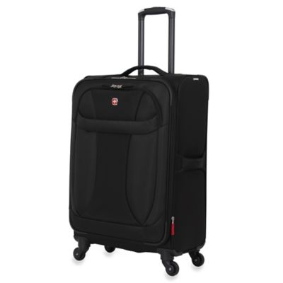 Wenger 24-Inch Lightweight Expandable Spinner in Black