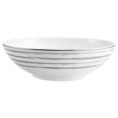 Mikasa® Swirl Platinum Vegetable Bowl