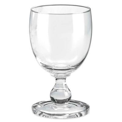 Dansk Clear Goblet