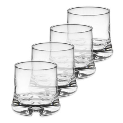 Dansk Fashioned Glasses