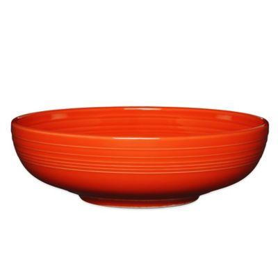 Fiesta® XL Bistro Serving Bowl in Poppy