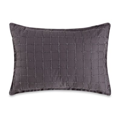 Manor Hill® Ellis Breakfast Throw Pillow in Charcoal