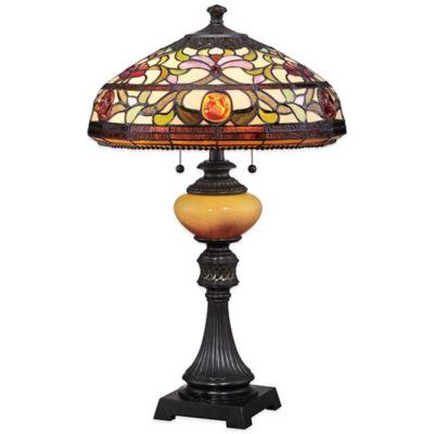 Vintage Bronze Table Lamp