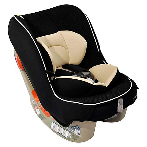 combi coccoro convertible car seat in licorice bed bath beyond. Black Bedroom Furniture Sets. Home Design Ideas