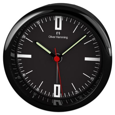 Alarm Clock with Reading Light