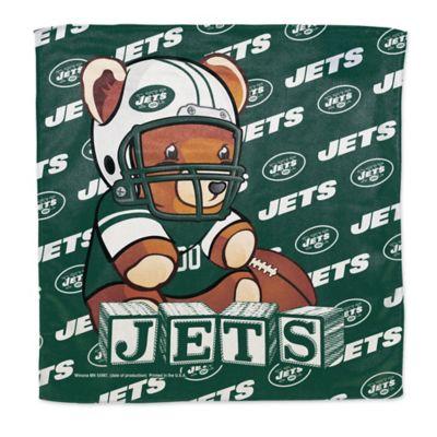 NFL New York Jets Littlest Fan Burp Cloth