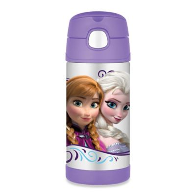 Thermos® FUNtainers™ 12 oz. Disney® Frozen Beverage Bottle in Lavender