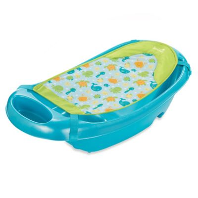 Summer Infant® Splish n Splash Newborn to Toddler Tub in Blue