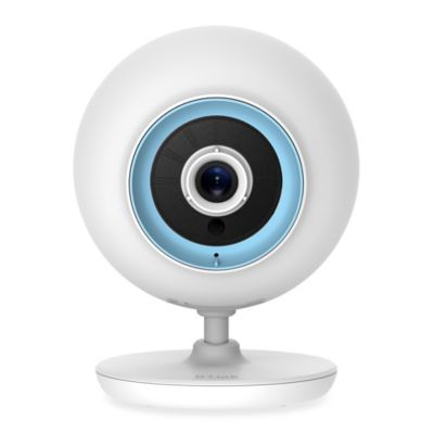 D-Link Wireless Baby Camera For iOS and Android Devices