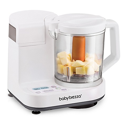 Baby brezza glass one step baby food maker www for Cuisine generator