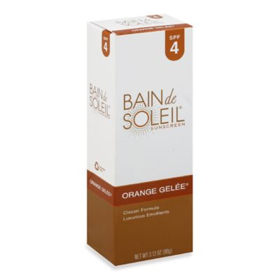 Bain de Soleil® Orange Gelee® 3.12 oz. Sunscreen SPF 4