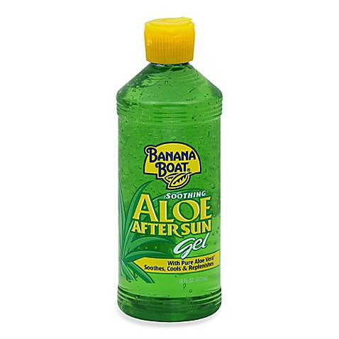 This is on my Wish List: Banana Boat® 16 oz. Aloe Vera Gel -
