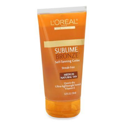 Streak-Free Self-Tanning Lotion