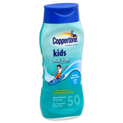 Coppertone KIDS® 8 oz.Tear Free Sunscreen Lotion SPF 50