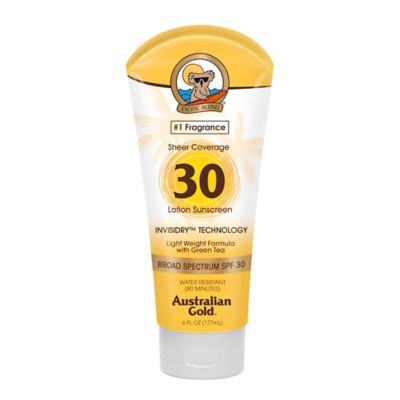 Australian Gold® 6 oz. Sheer Coverage Lotion SPF 30