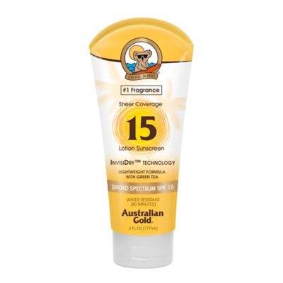 Australian Gold® 6 oz. Sheer Coverage Lotion SPF 15
