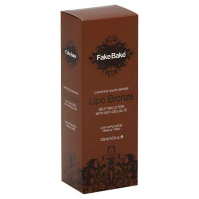 Fake Bake® 4.5 oz Lipo Bronze Self-Tan Lotion
