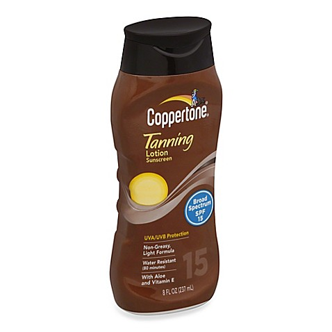 Tanning Bed Lotion With Spf