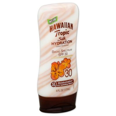 Hawaiian Tropic® Silk Hydration™ 6 oz. Lotion Sunscreen SPF 30