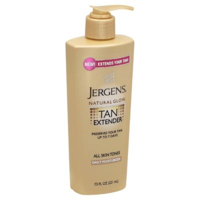 Jergens® Natural Glow® 7.5 oz. Tan Extender Daily Moisturizer