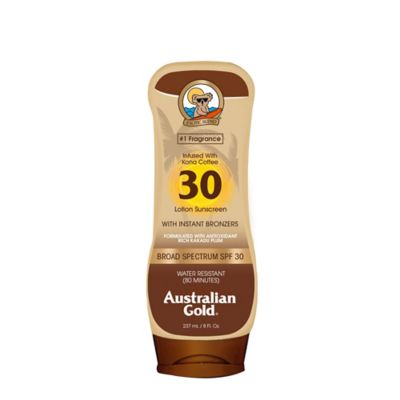 Australian Gold® 8 oz. Lotion with Kona Bronzers SPF 30