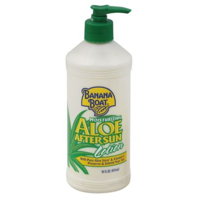 16 Oz. Moisturizing Aloe After Sun Lotion
