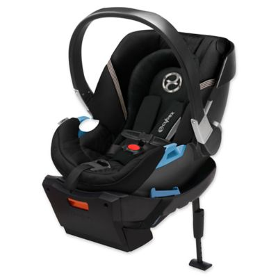 Cybex Aton 2 Infant Car Seat in Black Beauty