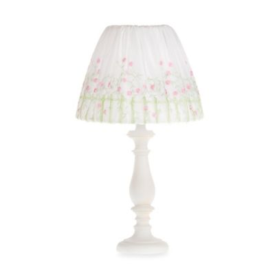 Glenna Jean Secret Garden Lamp Base with Shade